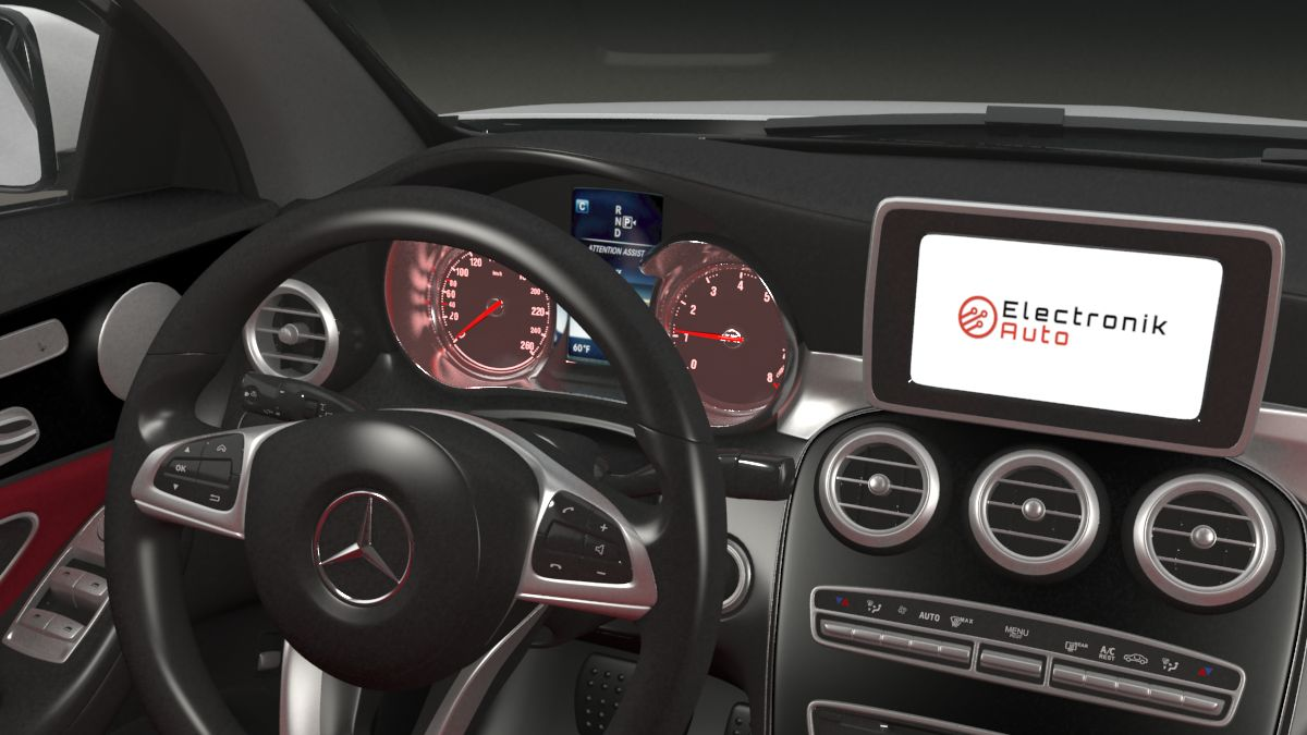 Electronikauto 3D
