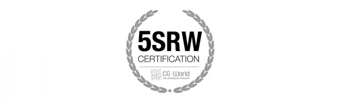 Certification 5SRW obtenue!