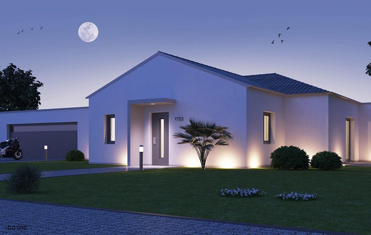 Rendu architectural