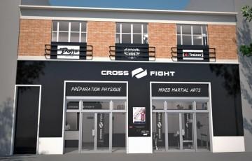 Crossfight 3D